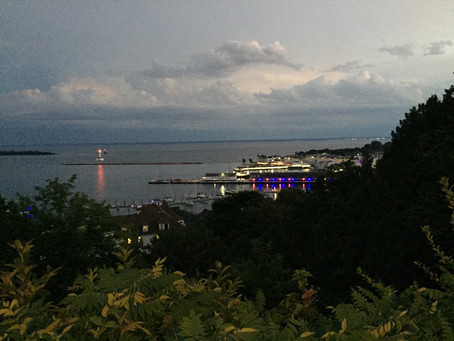 Discovering Constance: Mackinac, Americans on the Road, and a Good Time In/Beneath the Lake