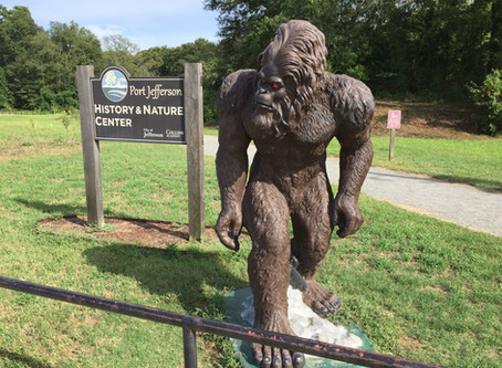Hunting for Bigfoot and Ghosts in East Texas