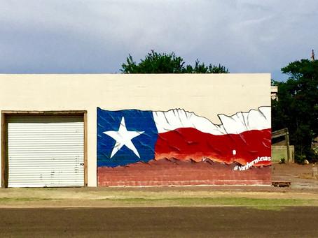 Place: Van Horn, TX; Book: Edna Ferber's Giant