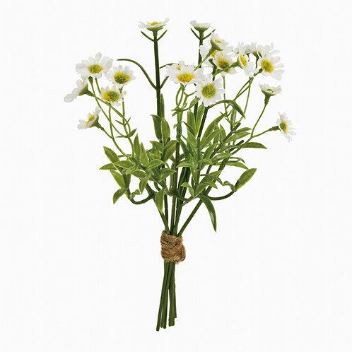 プリムカモミールバンドル(ホワイト) アーティフィシャルフラワー 造花