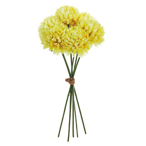 ベルエマムピック(クリームイエロー) アーティフィシャルフラワー 造花