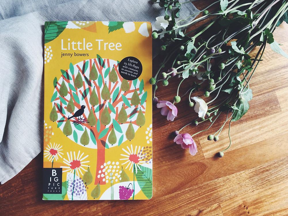 英語絵本 Little Tree