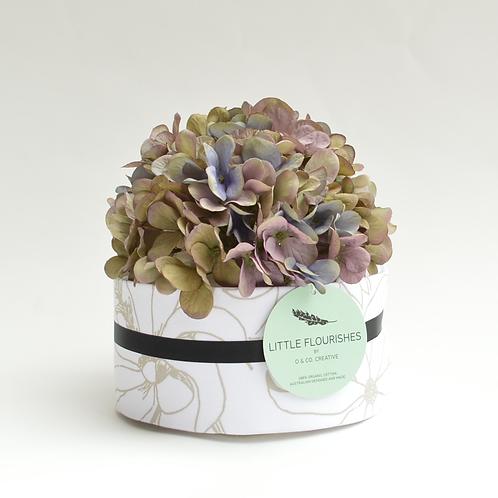 オーガニックダイパーケーキ Flannel Flower