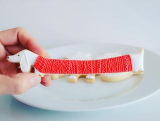 1月のアイシングクッキーワークショップ|Cookie Decorating Workshop - January