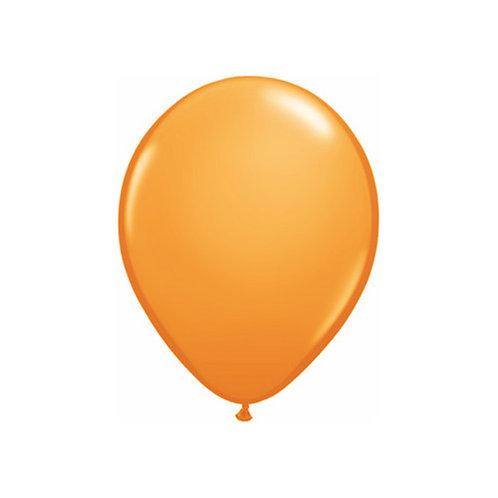 "【Qualatex】11""R Orange 風船 オレンジ 10枚〔DM配送可〕"
