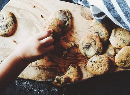 【我が家の定番おやつ】アメリカンクッキー
