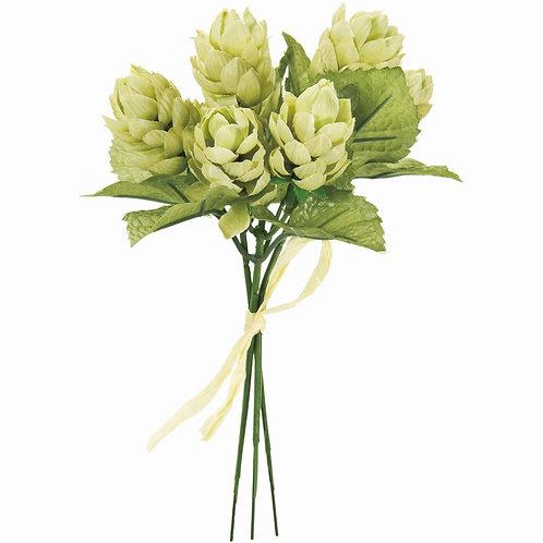 プリムホップバンドル(ホワイト) アーティフィシャルフラワー 造花