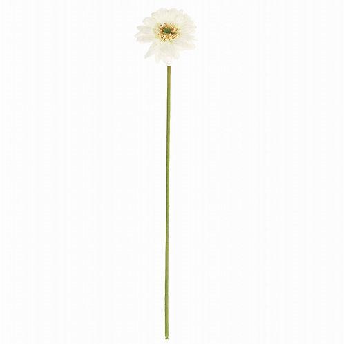 ウィルガーベラ(ホワイト)アーティフィシャルフラワー 造花