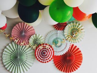 ホームパーティーの飾り付けアイデア2|テーマカラーを決める
