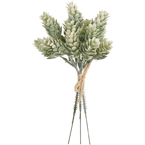 ホワイトウォッシュホップ アーティフィシャルフラワー 造花