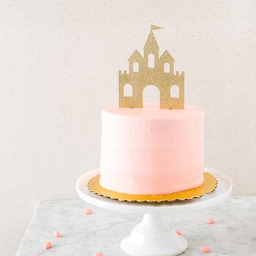 My Mind's Eye プリンセスケーキトッパー(Princess Castle Cake Topper)