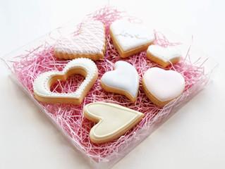 バレンタインアイシングクッキーワークショップ|Valentine's Day Cookie Decorating Workshop