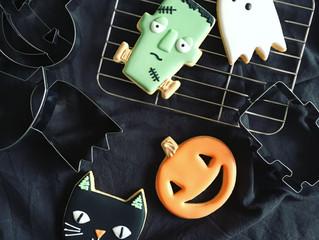 10月のアイシングクッキーワークショップ|Cookie Decorationg Workshop - October