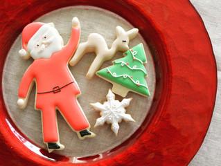 12月のアイシングクッキーワークショップ|Cookie Decorating Workshop - December