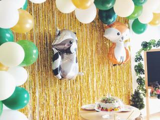 ホームパーティーの飾り付けアイデア1|テーマを決める