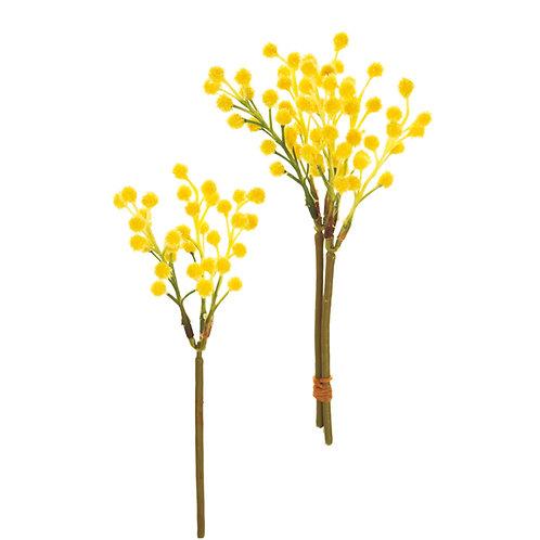 ミニ ミモザ ピック アーティフィシャルフラワー 造花