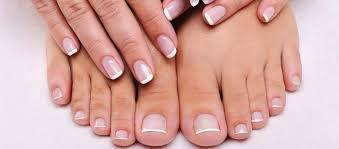 Full gel manicure and full gel pedicure