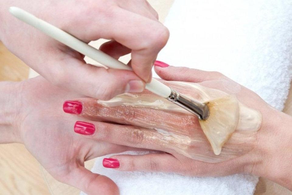 Paraffin Wax Manicure