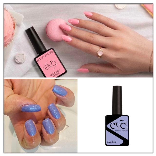 Gel Polish and full Manicure