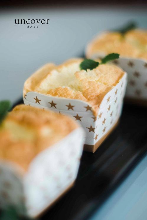 Basic Chiffon Cupcake
