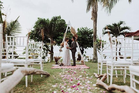 Wedding at Soka Indah
