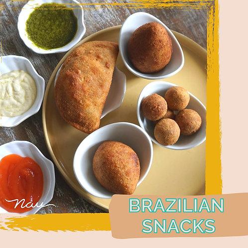 IDR 15000 Nau Uluwatu Brazilian Snacks Voucher