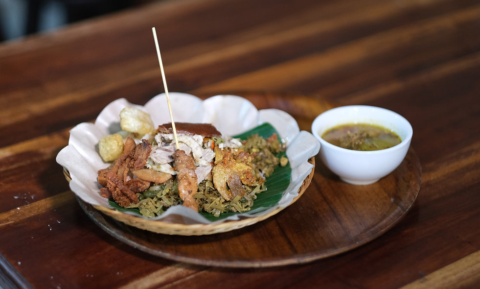 Special Meat Package from Babi Guling Pak Malen