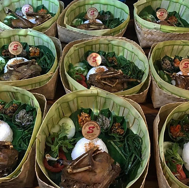 Balinese Lunch Hampers Package