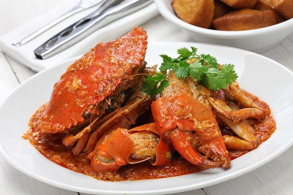 Grilled Crab from Ikan Bakar Bli Putu