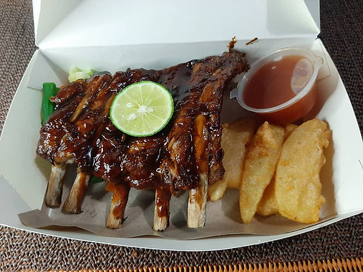 Grilled Ribs from Soultaste