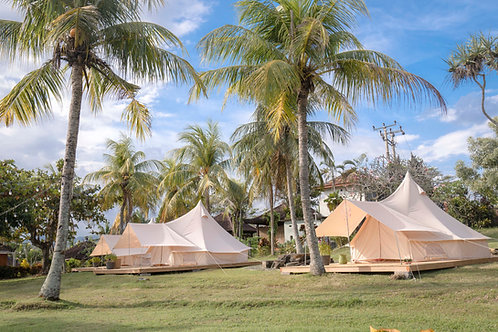 Glamping by Soka Indah All Inclusive (Tent, Breakfast, Picnic, Dinner, Trekking)