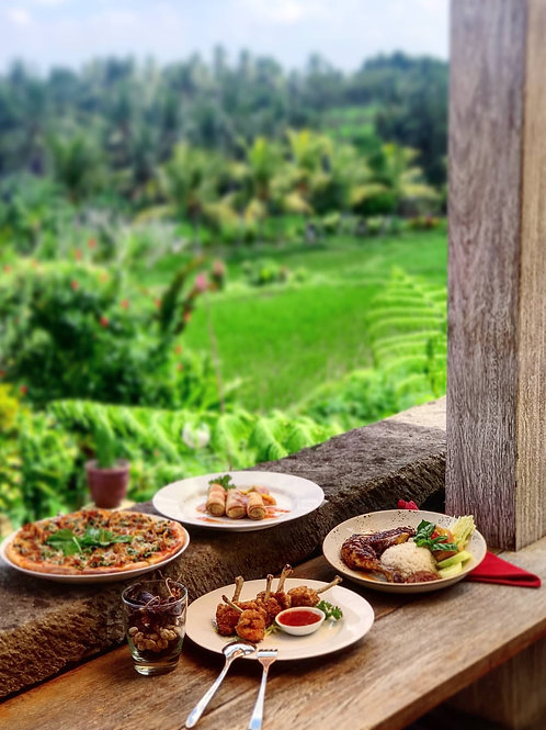 IDR 250K Mr. Wayan Ubud Breakfast Voucher