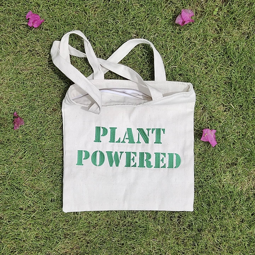IDR 100K Sun and Sage The Plant Powered bag Voucher