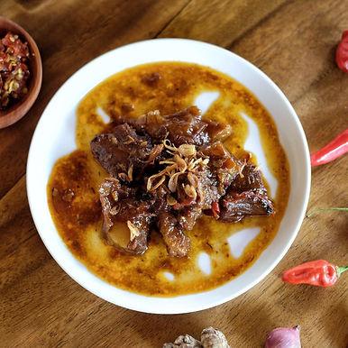 Soy Sauce Pork from Sareng Sareng Megibung