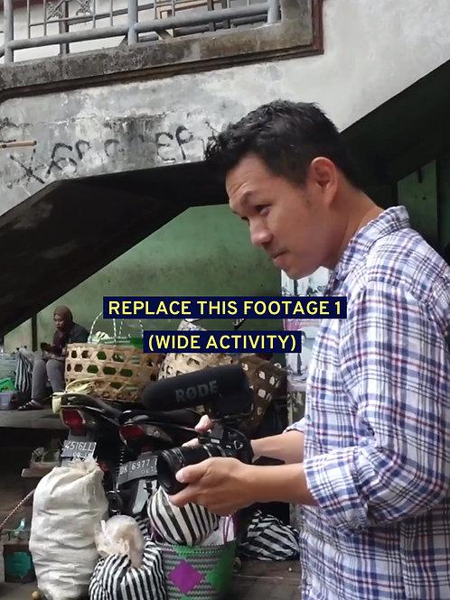 Pasar Badung (Vlog/Hunting)