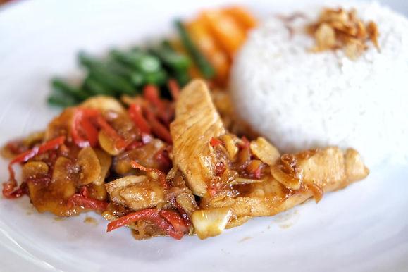 Ayam Kecap Bumbu Bali Ala Sareng Sareng Megibung