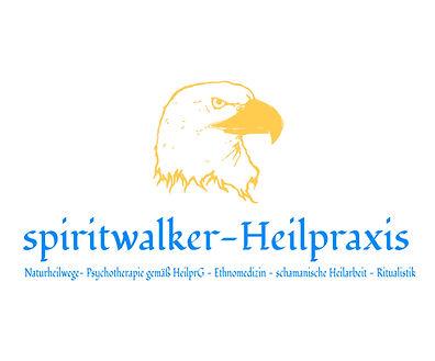 Logo spiritwalker Heilpraxis