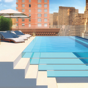A PRIVATE PARK AVENUE POOL