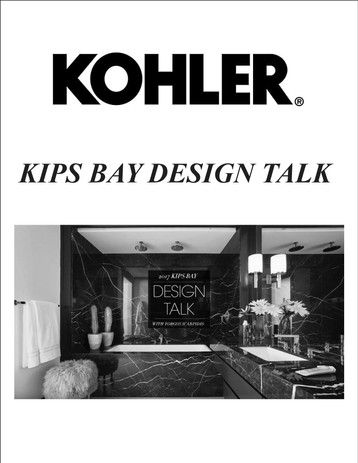 Kohler Kips Bay Design Talk.jpg