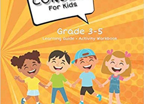 Consent for Kids: Grade 3-5