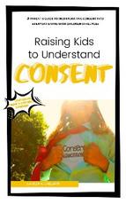 Raising Kids to Understand Consent