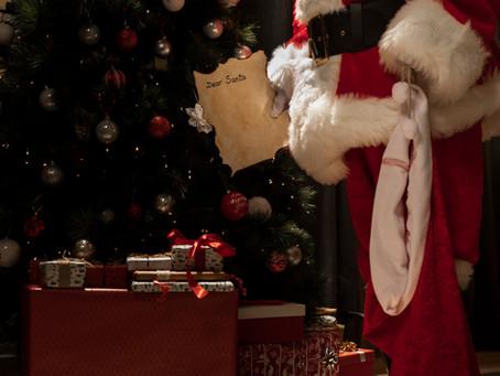 No Santa Here