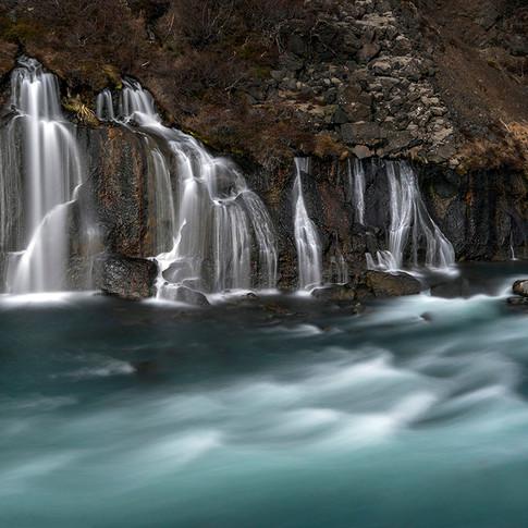 Hrauenfoss, Iceland