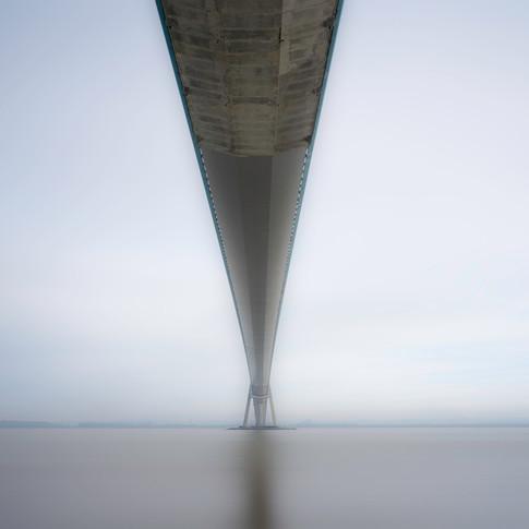 Misty Bridge, Honfleur