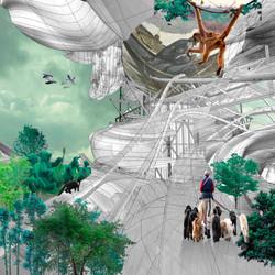 Akhti.com - TIArch - Projects - Culture - Mediatheque by Alisa Silanteva 11