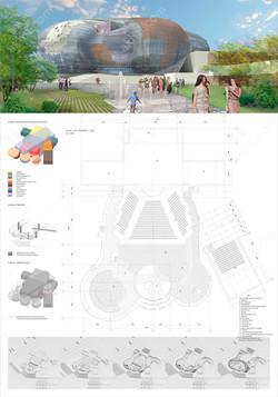 Akhti.com - TIArch - Projects - Culture - Theatre by Ilsiiar Rakhimova 03