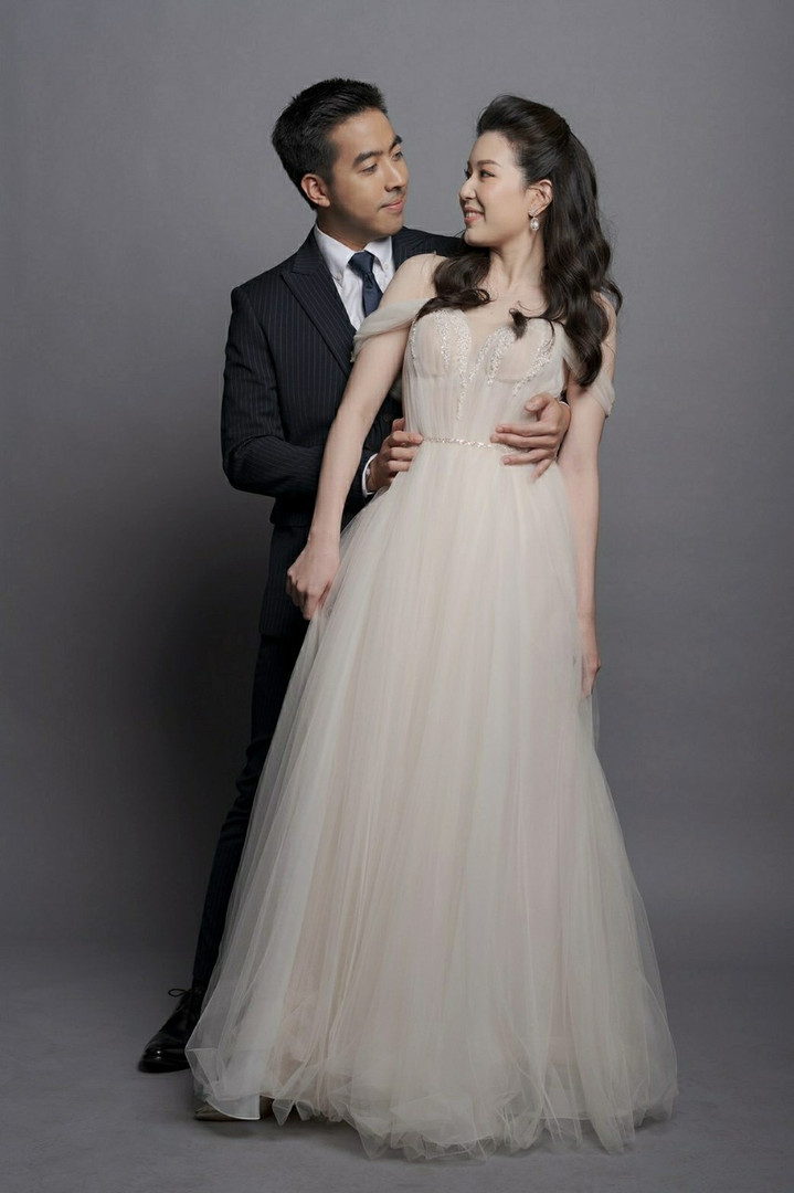 Sothida Aurora Dress ชุดแต่งงาน1