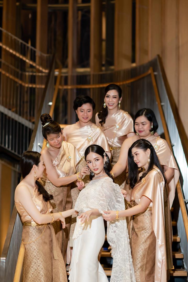Sothida Pimalai Dress ชุดหมั้น 5
