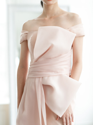 SOTHIDA Rosalia pink Dress
