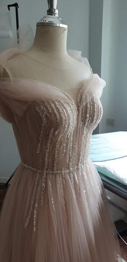 Sothida Aurora dress ชุดแต่งงาน2